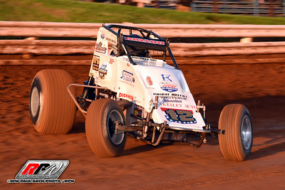 USAC Sprints - Williams Grove - 6/15/18 - Paul Arch