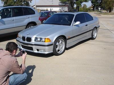 Dad's 1999 E36 M3