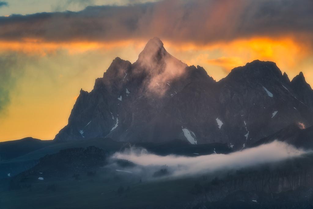 Sunrise over the Grand