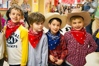 2015 Kindergarten Rodeo