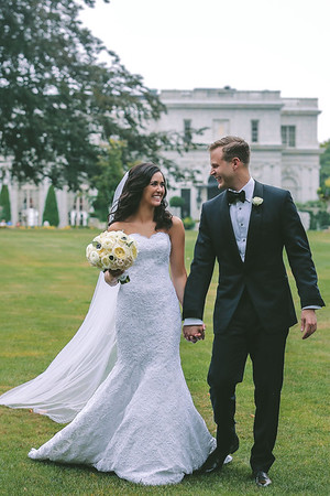Nicole + Brian | Newport Rhode Island Wedding
