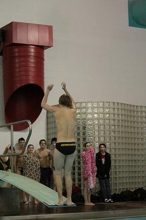 2010-01-23 Diving vs Upper Arlington
