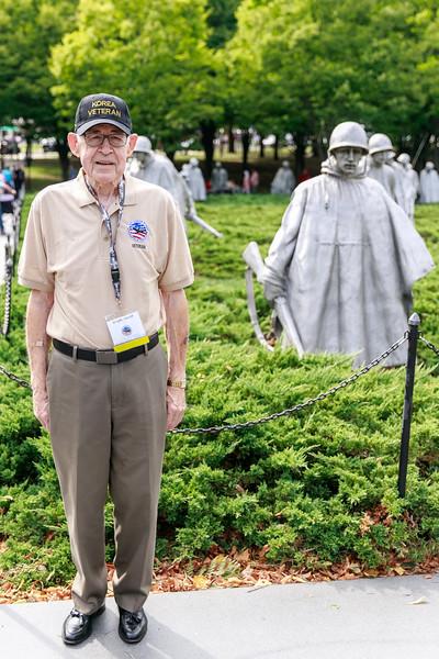Veteran = Wright, Harold