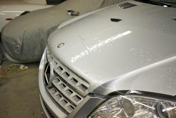 2010 Mercedes Benz ML550