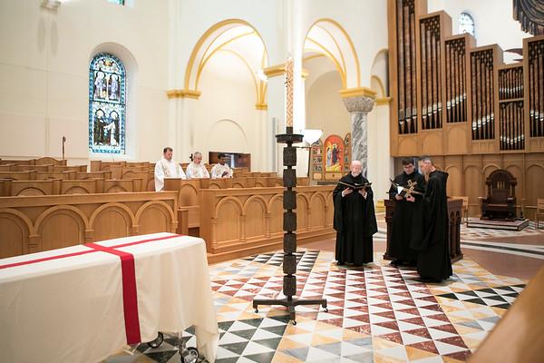 Fr. Columba Kelly, OSB