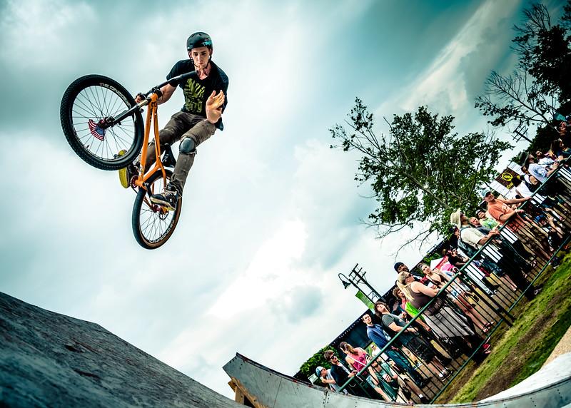 Sky Fly Bike Ride