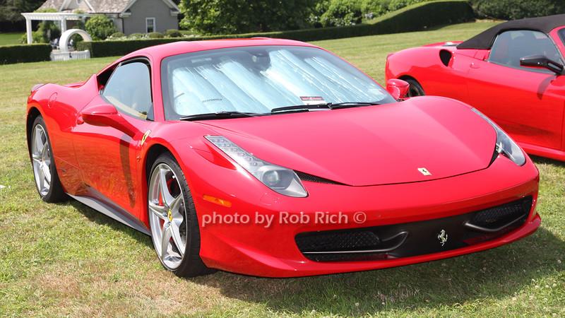 Ferrari & Maserati  Hamptons Brunch & Concours 2019