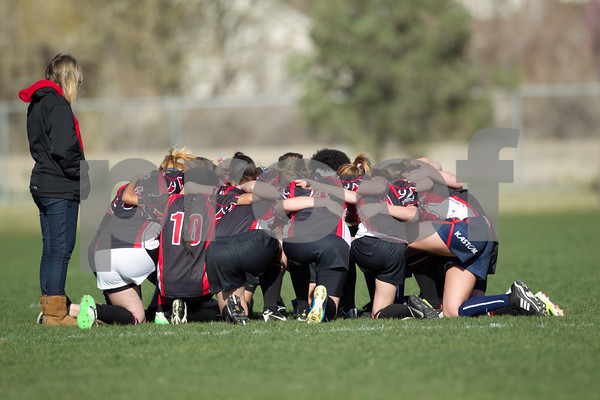 Lowland Girls vs United