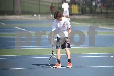 Ames @ Fort Dodge Boys Tennis