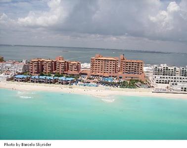 Cancun 2009 Spring Break