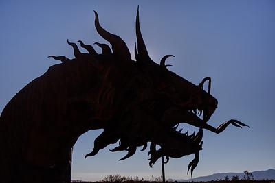 Borrego Valley Sky Art