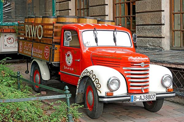Pod Wawelem Restauracja, Kraków. Photo credit: Dennis Jarvis