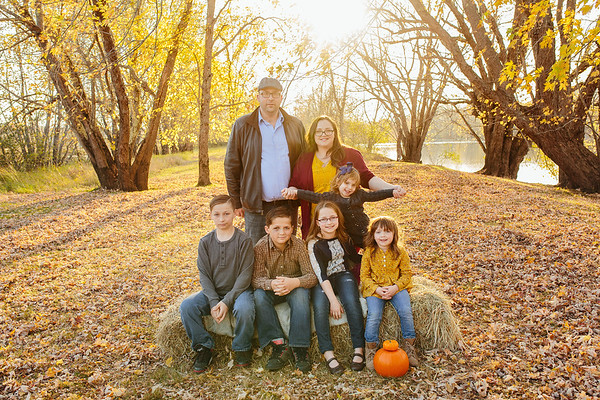 Fall Family Mini Sessions-The Bagleys