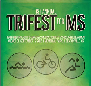 TriFest for MS - Olympic - Sunday - Run