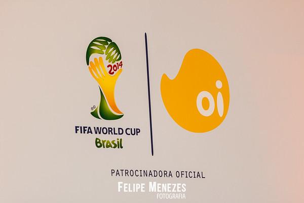 Oi 4K - Brasil x Chile