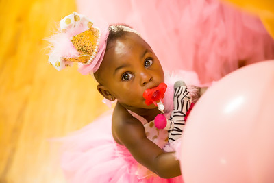 Junabelle's 1st Birthday Party