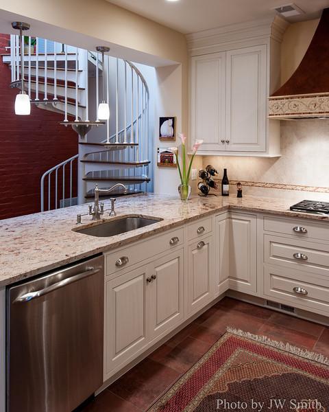 Washington DC - Designers Jean Smith, ASID & Voell Custom Kitchens