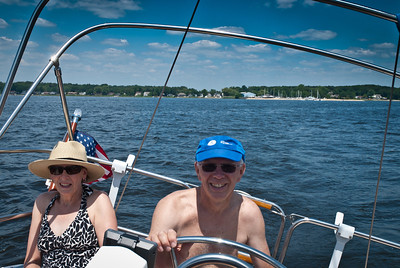 Sailing with Schultz's
