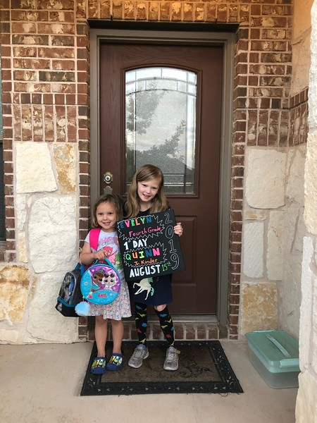 Evelyn and Quinn | 4th grade | Pleasant Hill Elementary