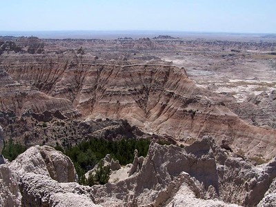 South Dakota, Badlands National Park