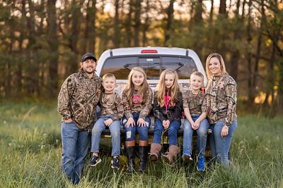 Sabrina Byrd Family 2020
