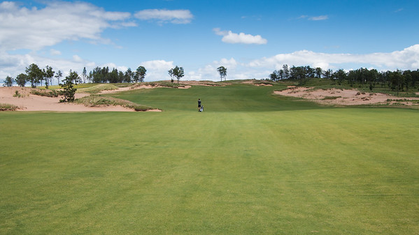 Dex and Andy play Sand Valley - 6-2017