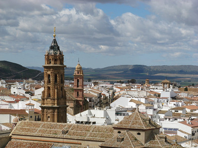 Alora, Antequera, Cordoba, Tarifa and Jerez