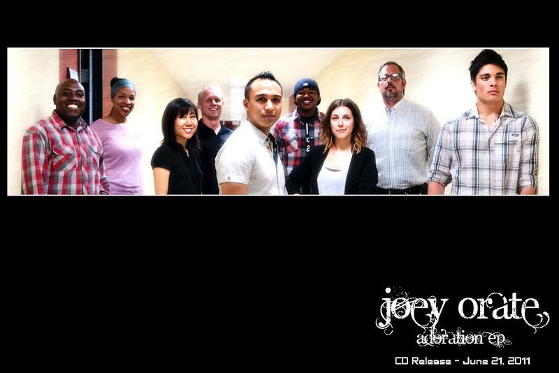 You can visit Joey's website at: http://joeyorate.com/