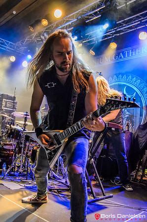 Omnium Gatherum - 09/03/16 @ Vulkan Arena, Oslo.
