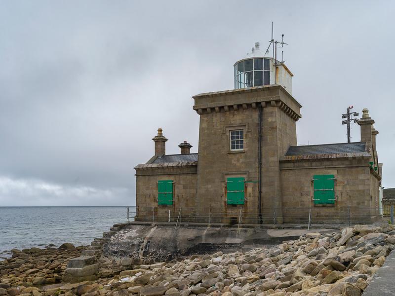 Blacksod Lighthouse, Blacksod, Mullet Peninsula, Erris, County Mayo, Republic of Ireland