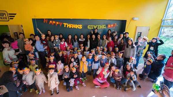 Toddlertown Thanksgiving 2017