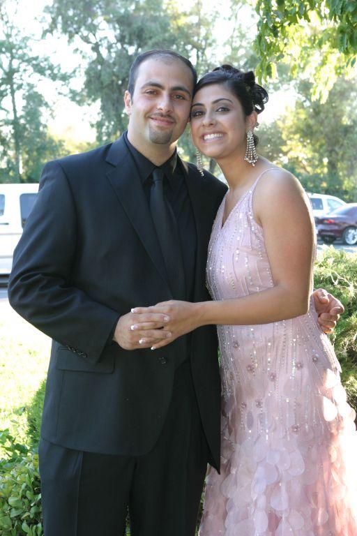 Shadi & Muna Haddad Engagement August 6, 2004