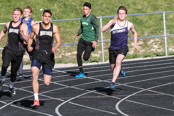 May 9-10, 2019 - District Track Meet