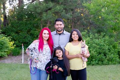 Rosas Family