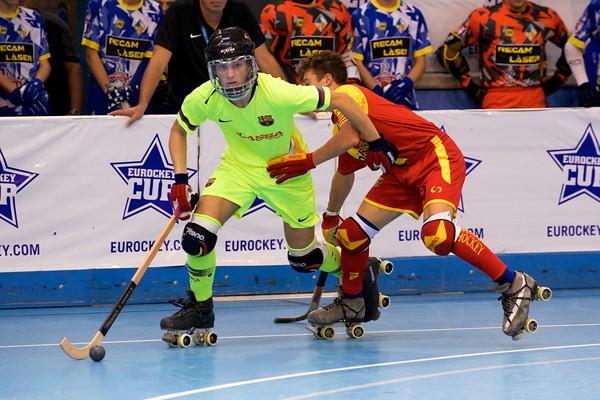 Barça Lassa vs Hockey Bassano
