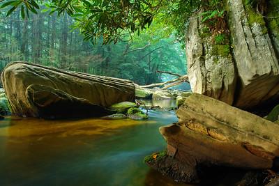 otter creek, september 2007