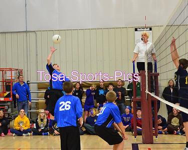 2014 Seton Volleyball