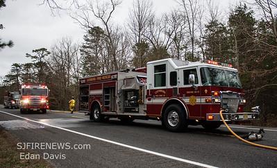 03/12/2018, Vehicle, Maurice River Twp. Cumberland County NJ, Rt. 347