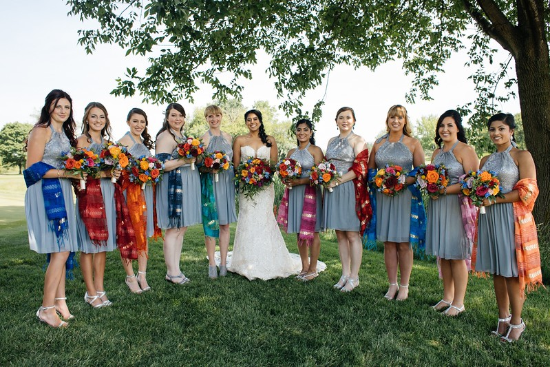 LeCapeWeddings Chicago Photographer - Renu and Ryan - Hilton Oakbrook Hills Indian Wedding -  283.jpg