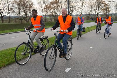 Wij gaan fietsen