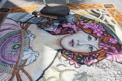 Lake Worth Street Painting