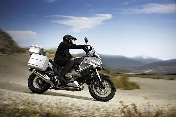 Honda 2012 Crosstourer test