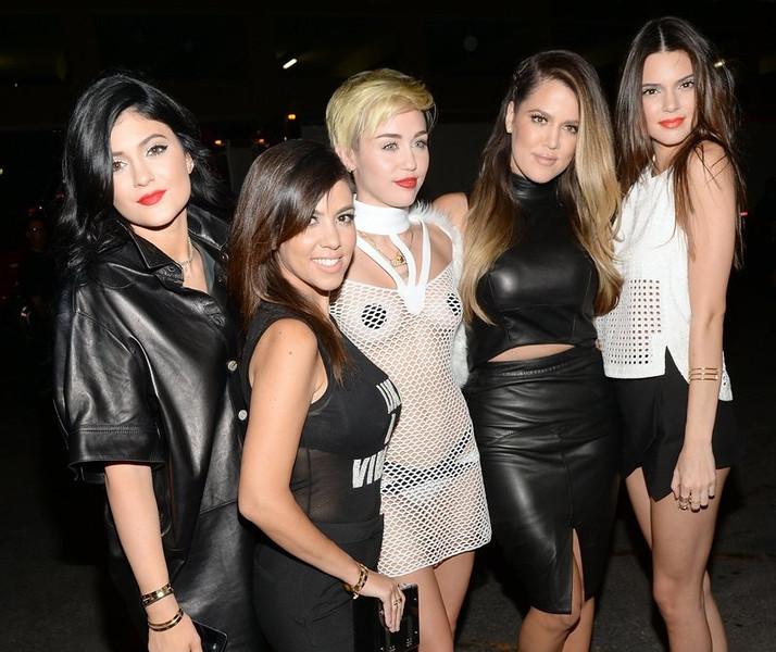 """. <p><b> Fans of the Kardashian family were taken aback by their elaborate Christmas card that was unveiled this week, because it does not include � </b> <p> A. Kanye West <p> B. Bruce Jenner <p> C. Frontal nudity <p><b><a href=\'http://www.nydailynews.com/entertainment/kardashian-family-holiday-cards-years-gallery-1.1535293\' target=\""""_blank\"""">HUH?</a></b> <p>    (Jason Kempin/Getty Images for Clear Channel)"""