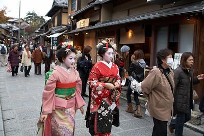 Kyoto - November 2009