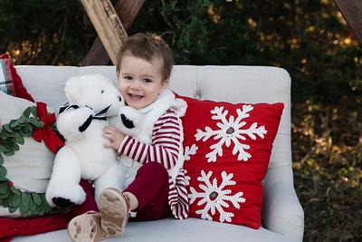 Stevens {Christmas Mini}