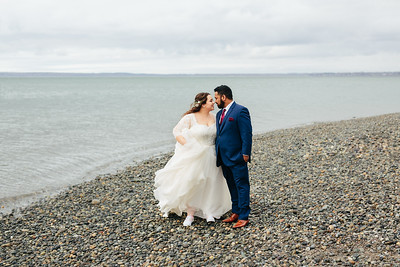Ajish & Julia   Married