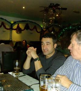 Rochdale hamam Christmas Curry 2011