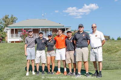 Golf vs Madison  9/13/16