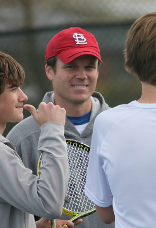 Darlington Varsity Tennis 2010