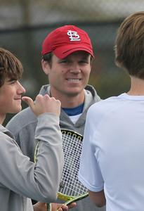 Darlington Varsity Tennis 2010